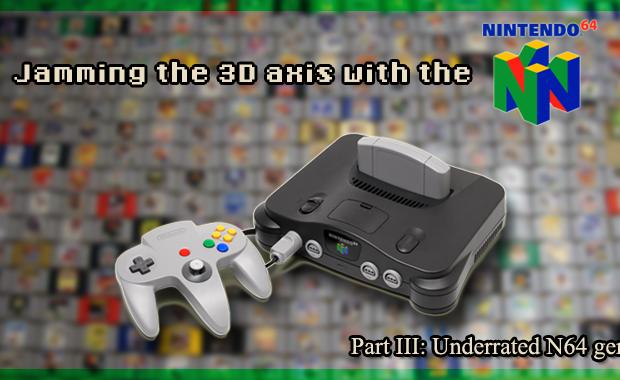 underrated nintendo 64 games